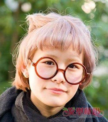 脸大适合什么发型女_适合脸大女生的日系短发 2017日本最流行的短发