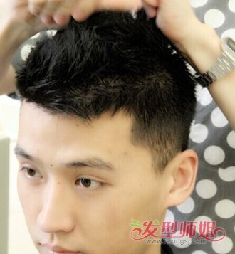 男生发型自学教程 男士发型设计教程-轻博客