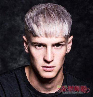 目前男士最流行的发型 2018年男士最流行的发型