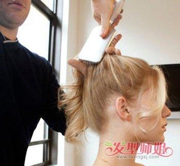 把马尾辫盘起来的简单方法 马尾辫怎样扎好看