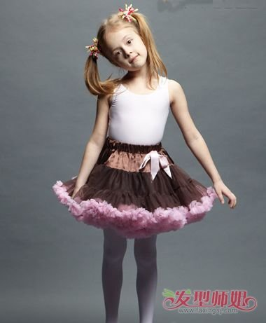 小学生如何做成漂亮的发型 11岁小学生女生发型