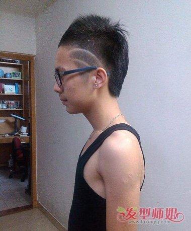 [如何把头发打薄]如何打薄头发 子弹头发型头顶要留厚还是薄