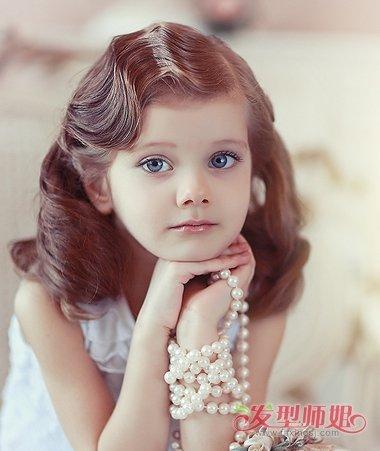 摩羯座的专属发型图 儿童摩羯座专属发型