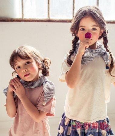 生个女儿编可爱头发步骤 简单韩版可爱头发编法图解