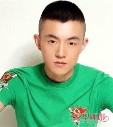 韩国三七分发型男_韩式凌乱的发鬓 秃鬓角可以剪韩版毛寸么(3)_发型师姐