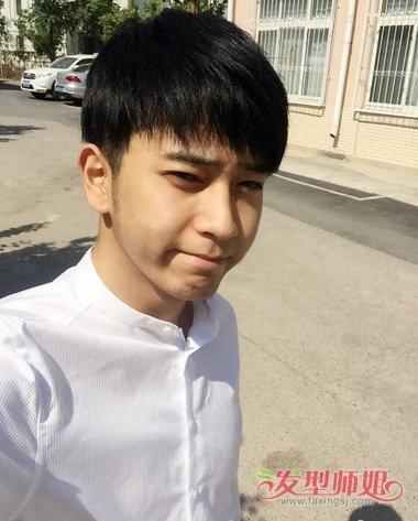男演员陈若轩的酷发型展开 什么样的短发才能打动你