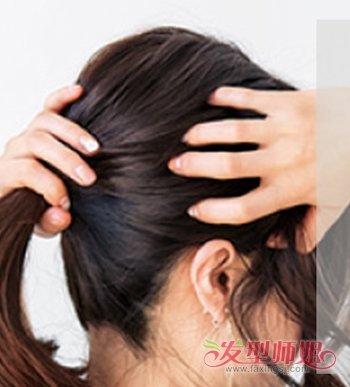 宝宝扎辫子图片大全_成熟女性扎辫子图片步骤 适合成熟女性发型的扎法