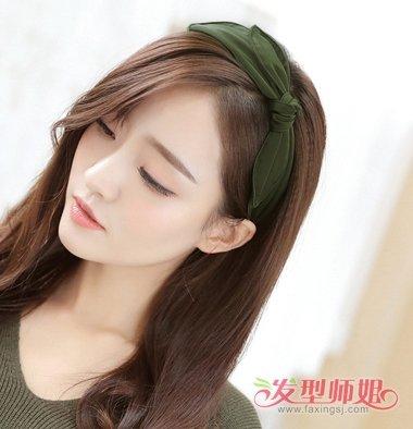 大蝴蝶发夹该怎样戴好看 今冬流行大蝴蝶结发卡