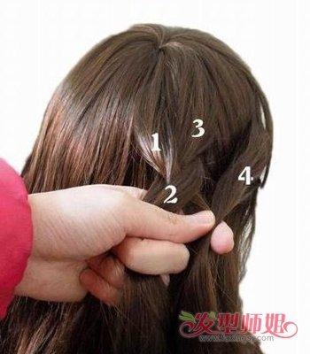 女生怎么扎头花 教你扎2018年最潮头花发型步骤
