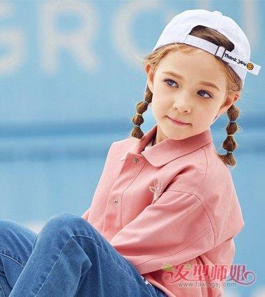 12岁的少年_12岁的少女的头发怎么扎 少女编头发的步骤及图片