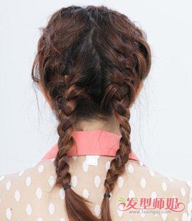 头发很长还可以用吗|头发很长还可以戴假发吗 长发怎么戴假发步骤图