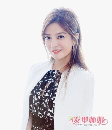 """黄晓明开店挂赵薇照片出""""阴招"""" 赵薇中年女士减龄气质发型"""