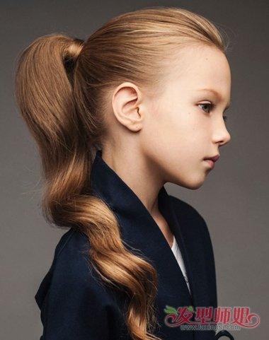 沙宣发型怎么扎_怎样扎小孩沙宣发型 最新儿童扎发大全