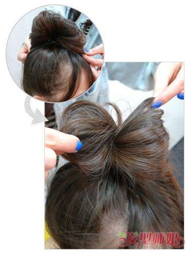 夏天自己怎么简单盘发 适用于夏天的盘发方法