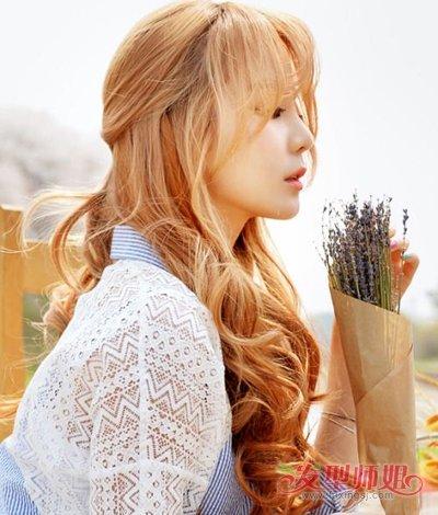 七夕发型指南 女生清雅扎发发型帮你轻松搞定甜蜜约会