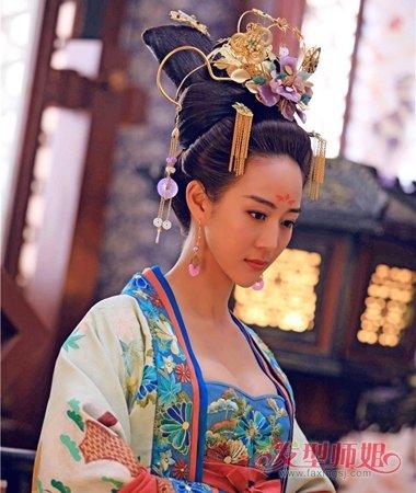 古代未出阁女子发髻 古代女子各种发髻解析 古代女子发髻种类