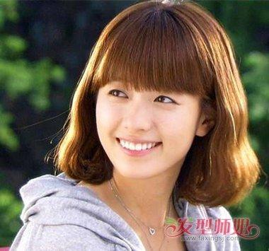 韩剧灿烂的遗产中女主角的发型 流行的韩版发型解析-轻博客