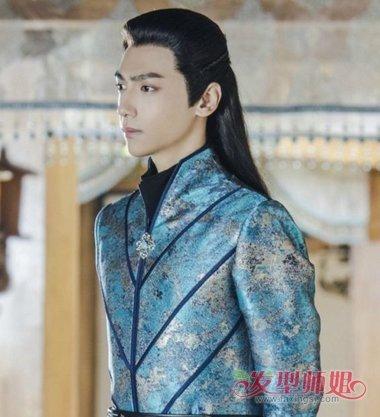 古代男子发型 怎样绑古代简单的男子发型