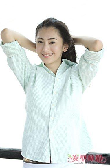 头发前面少理什么发型|头发前面少理什么发 简单发型整理方法