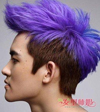 2018男生最新飞机头发型 男生短发飞机头发型图片