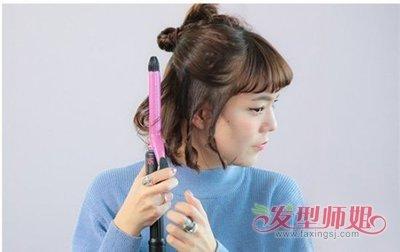 lob发型应该烫什么卷 lob怎么用卷发棒卷