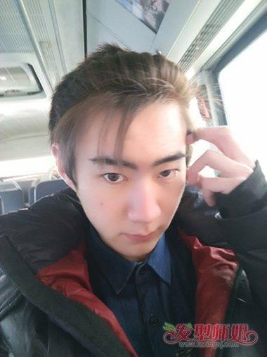 男生头发鬓角翘太丑了 头发总翘怎么办