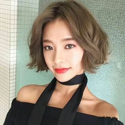 烫型不烫卷原来这么美 2018女孩最值得尝试的别致烫发发型