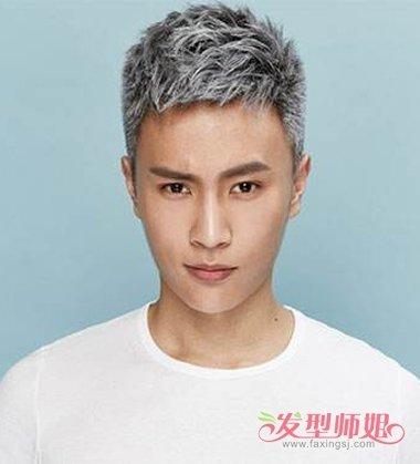 男人鬓发白是什么原因 两鬓有白发剪发型