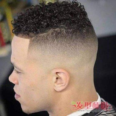 男生超短发烫发发型_男生为何会爱上非洲小卷 超精密特色男士非洲小卷发_发型师姐