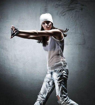 hiphop风格女生发型 hiphop舞蹈女生发型