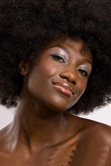 男生黑人烫发型图片 非洲人卷发如何打理