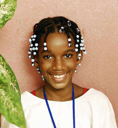 非洲人为什么编辫子 非洲小脏辫教程