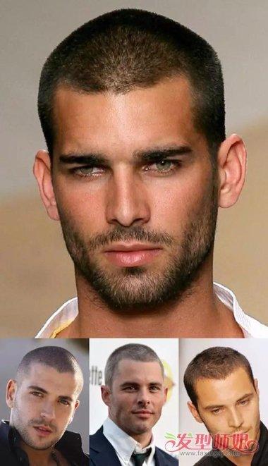 30款不同长度男生短发图集 再不会有男生不合适的发型了