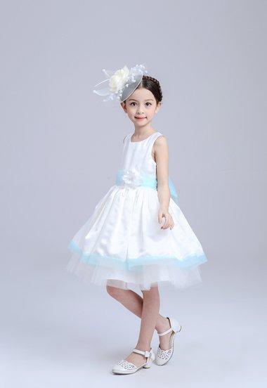 婚礼花童发型 中国花童发型图片-轻博客