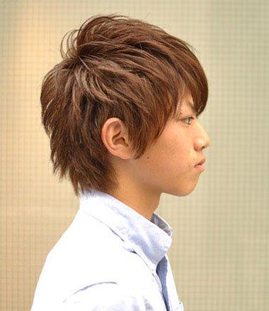 头发怎么打造线条感 男生头发有线条感造型