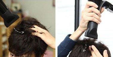 头发扁塌是什么样的 男生头发扁塌剪啥发型