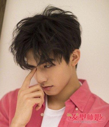 日本男生到底有多爱刘海 有刘海的男生发型更好用