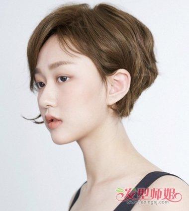 2018年度流行短发趋势 做个美美的短发小姐姐吧