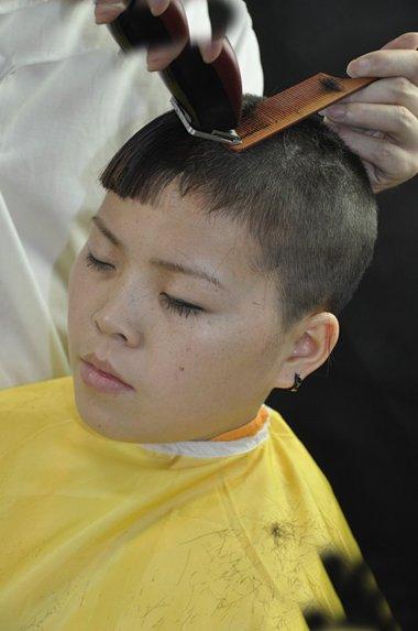 板寸头怎么剪教程图解 板寸头的理发教程