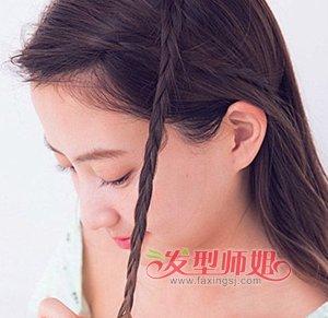 可爱软妹夏天怎么扎头发萌萌哒 潮流达人手把手教你最流行的长发扎法