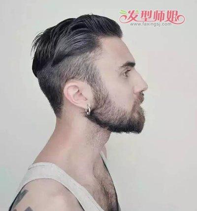 哪种脸型的男生能梳油头 这几种脸型的男生梳油头发型最帅了