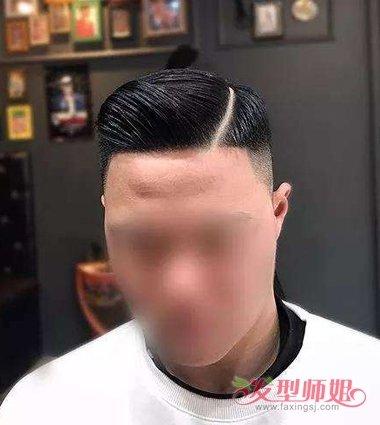 男生偏分油头适合什么脸型 发量少男生做油头这些是首选-轻博客
