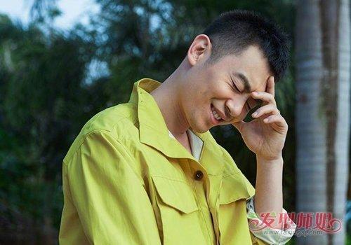 2019男士无刘海短发设计安利 献给30岁的你助你成为型男中的轰炸机