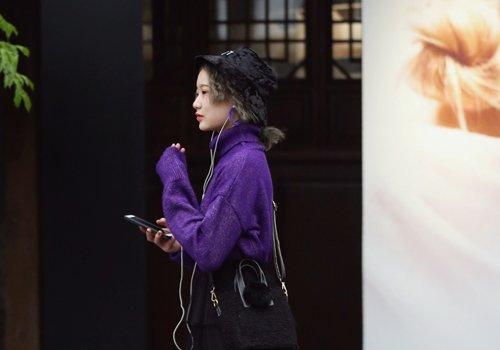 蘑菇街马尾扎法_女生短发怎么扎马尾好看 19年短发女生必学的马尾辫扎法(3)_发型 ...