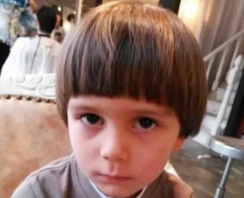 传说中的宝宝盖头怎么剪 不是宝盖头是小孩子盖头发型