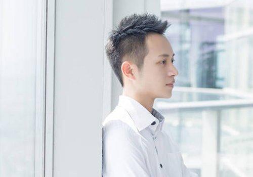 换发型没有多难找错方向不能忍 男士剪短发发型不仅要名称还要图片