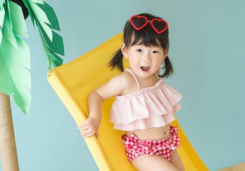 短发小女孩可爱趣味扎发真有创意 今年女童好看易上手短发扎法