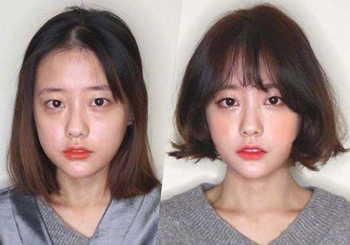 拒绝短直发的单调与乏味 2020年短直发女生值得一试的韩式烫发设计