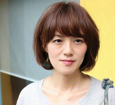 50岁的知识女性胖脸适合什么发型