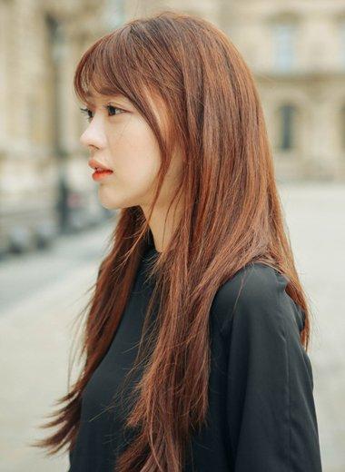 2016女生最流行的直发 最有气质的流行直发发型